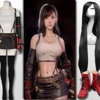 Final Fantasy 7 Tifa Lockhart Costume