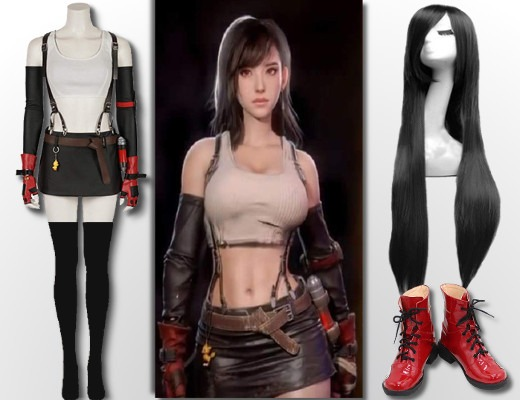 Final Fantasy 7 Tifa Lockhart